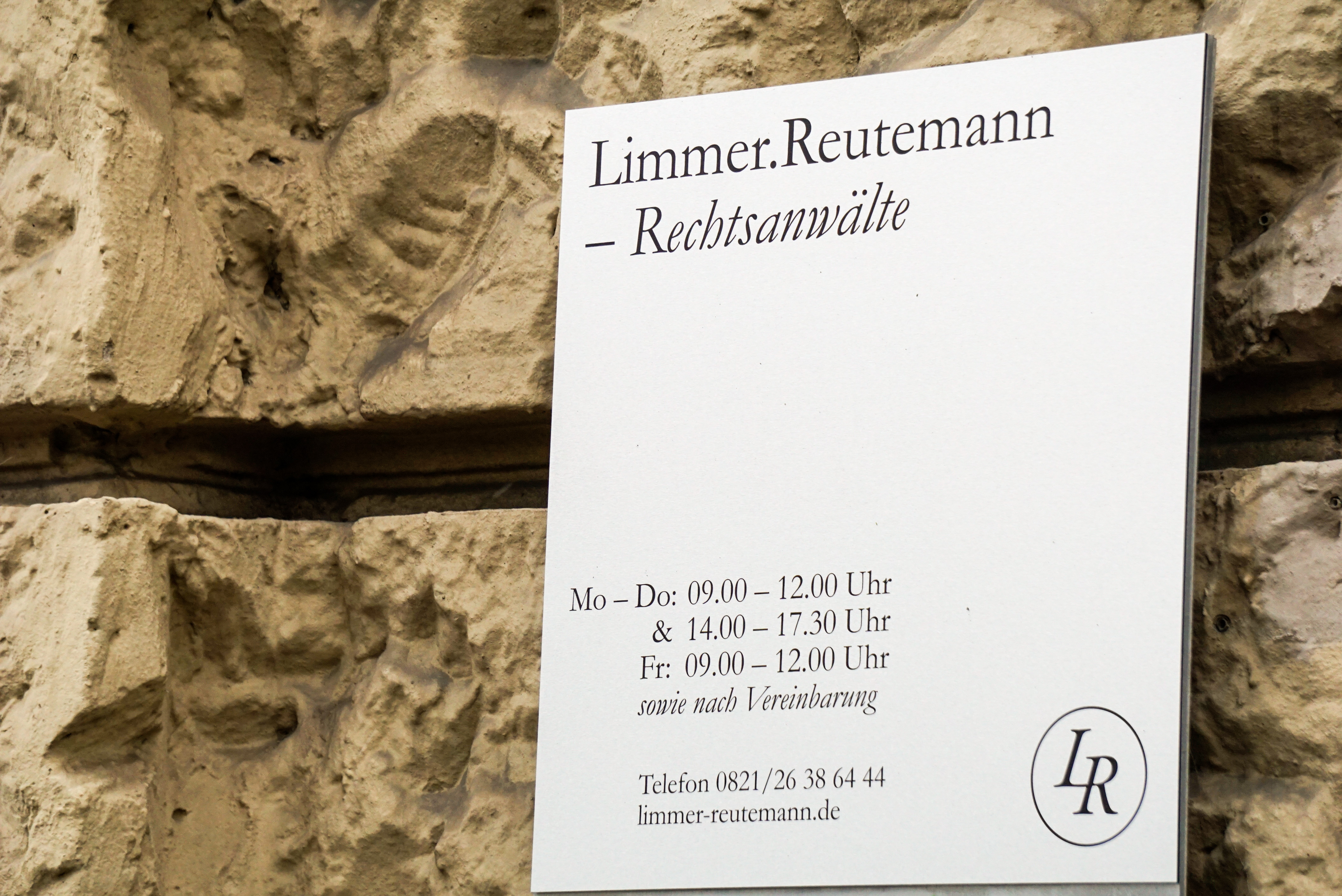 Limmer.Reutemann – Rechtsanwälte | Augsburg | Zivilrecht, Strafrecht, Verkehrsrecht & Arbeitsrecht